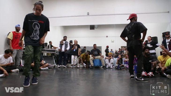 VSDF 2019 – Hip Hop Battle – Top 8 – Bebop VS B-A
