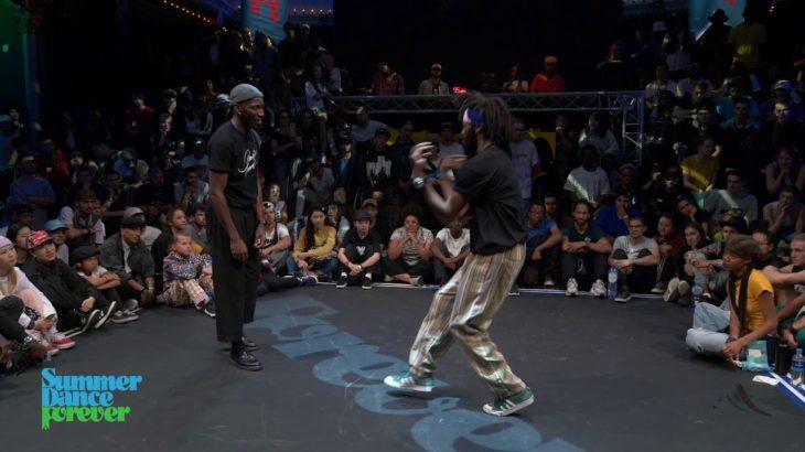 Willow vs Hurrikane SEMI FINAL Locking Forever – Summer Dance Forever 2019