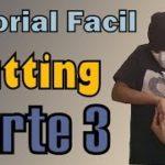 tutorial tutting  fácil parte 3 | como bailar dubstep dance