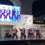 大阪府立堺西高等学校女子ダンス部演舞