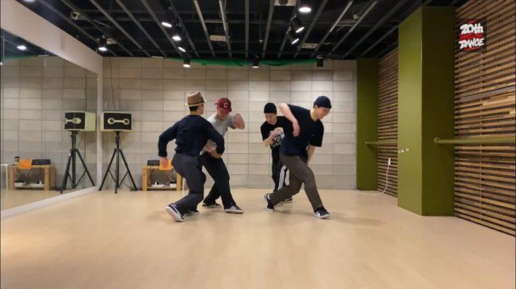 2019 winter시즌 Flextap 비밥댄스(bebop: uk jazz dance).