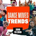 A decade of dance moves – From 2010 to 2019 !