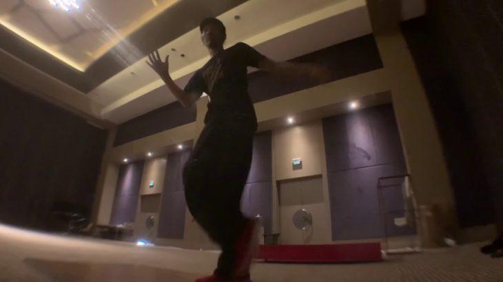 BEBOP UK JAZZ DANCE Seiji in Turkey ♫