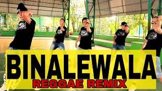BINALEWALA (Reggae REMIX)  ( BACHATA ) DANCE FITNESS