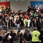 Blackzik vs Twiggz Deuce|MENS TOP 34 ⑧|KING OF BUCK 10