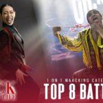 Calin (JPN) vs Mickey (PH)   1v1 Top 8   Waack To Life Vol. 1 Jakarta, Indonesia   RPProds