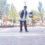 Dance dubstep presentación artística de mi amigo👌😎