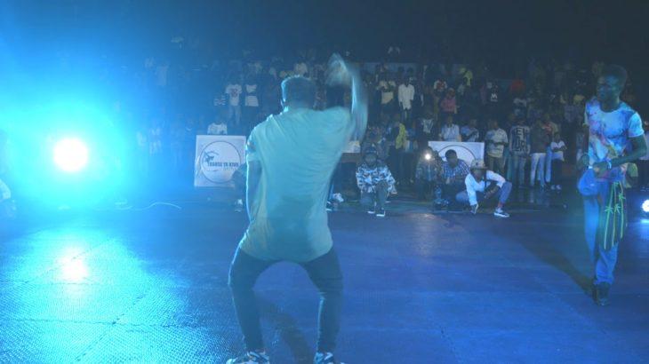 Danse ya kivu battle 2019 krump final Jeremi vs Habib