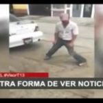 Don Chiris | Dubstep Dance | Guatemala T13 Noticias