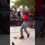 KRUMP DANCING VS ALLSTYLES DANCING | J-Smoove AKA Smoove VS Genesis | Street Warz All-Styles Event