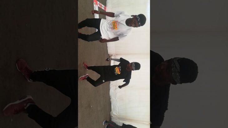 Mambo Arts _ Jay-Crxtchx and Pop 20 Dancing flexing