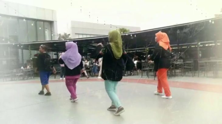 REGGAE 2020 | LINE DANCE | CHOREO BY ANDRICO YUSRAN | DEMO BY LDKC
