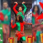 Santa's Helpers Off Duty Christmas Vogue Femme Dance Clip