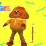 Stick Song Dance – Hey Duggee – Dance with Duggee
