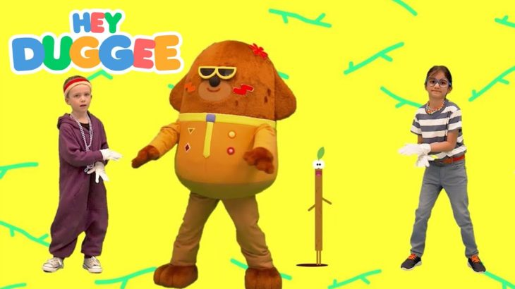 Stick Song Dance – Hey Duggee – Dance with Duggee
