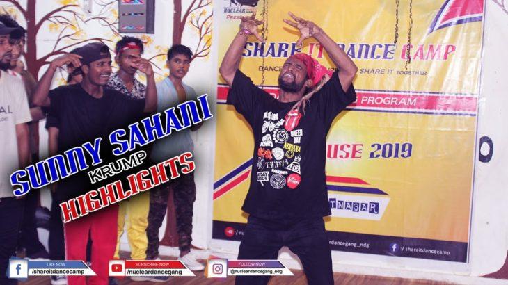 Sunny Sahani (Krump) | Highlights | SIDC In House 2019 | Biratnagar | NDG