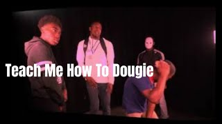Teach Me How To Dougie (Dance Video) shot by Chano