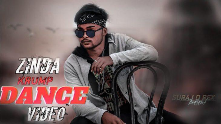 ZINDA KRUMP DANCE VIDEO