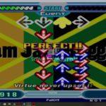 Dance Pad DDR Jam Jam Reggae Difficult Grade A