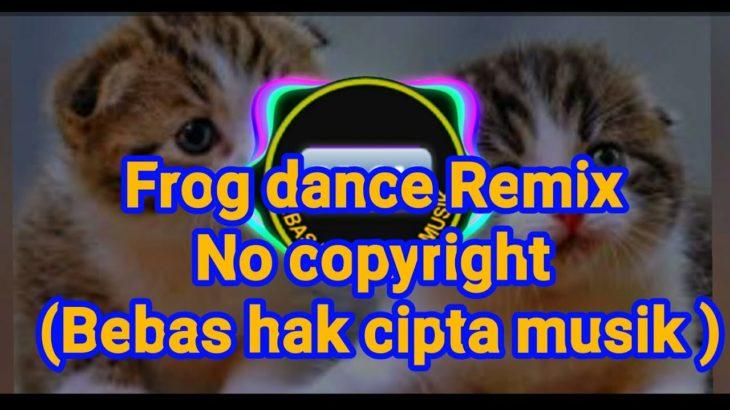 FROGE DANCE DJ REMIX DUBSTEP  No copyright ( Bebas hak cipta musik )