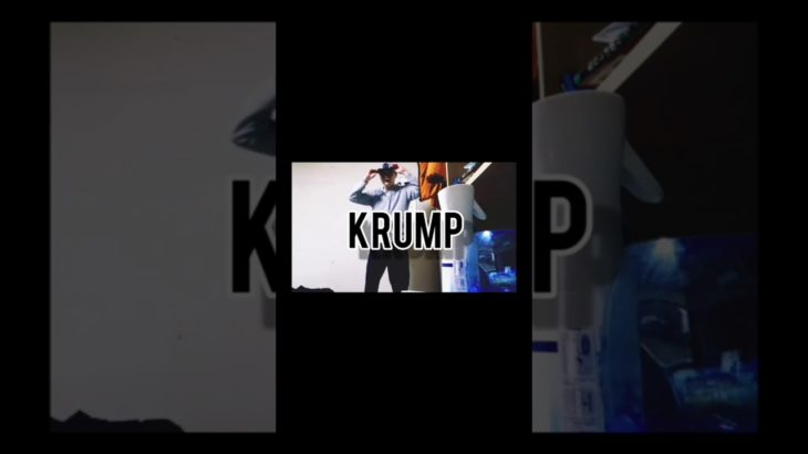 KRUMP DANCE – PRACTICE!!!