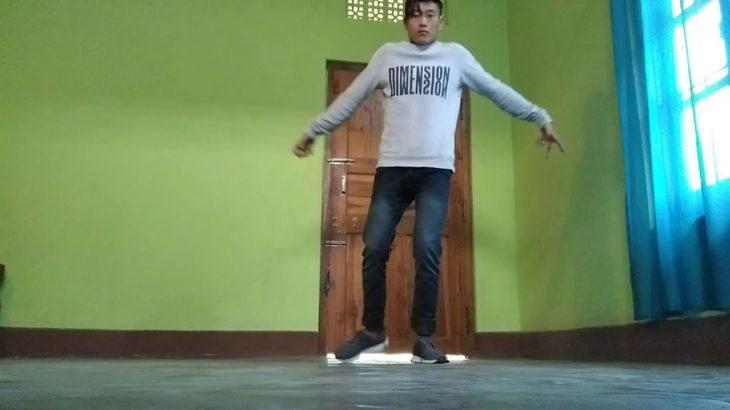 Krump dance//Ajusto Naga