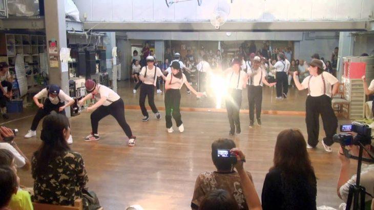 Lockin' dance/ロックダンス/火曜・金曜ロック合同/IA3参観Day