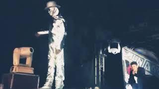 SHOW DUBSTEP DANCE CON SONIDO MONTANA 2014!!(FEYOR2)😎✌