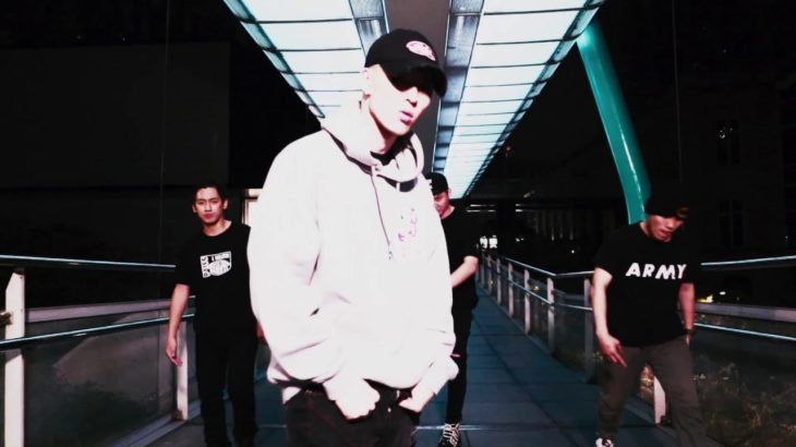 TRIX aka EYEX X & K.O.T(Krump Of Taiwan) Dance Performance Video in TAIWAN