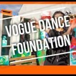 #VogueDance – Foundation Class by #dansfabrika