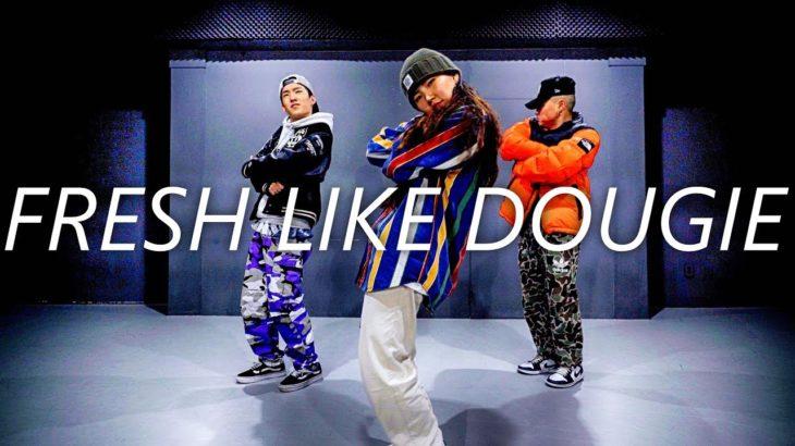 Wes Nyle – fresh like dougie   ALL.K choreography
