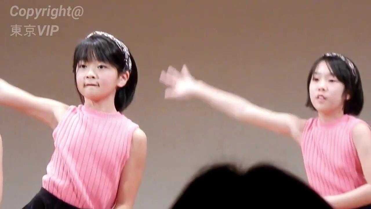 精華女子高校吹奏楽部演奏 チアガールダンス たわわに成長した果実がプルンプルン♬揺れまくり