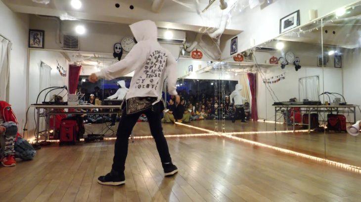 田中優希 Animation Dance party vol.7 アニメーション&ロボットダンス系ダンスイベント