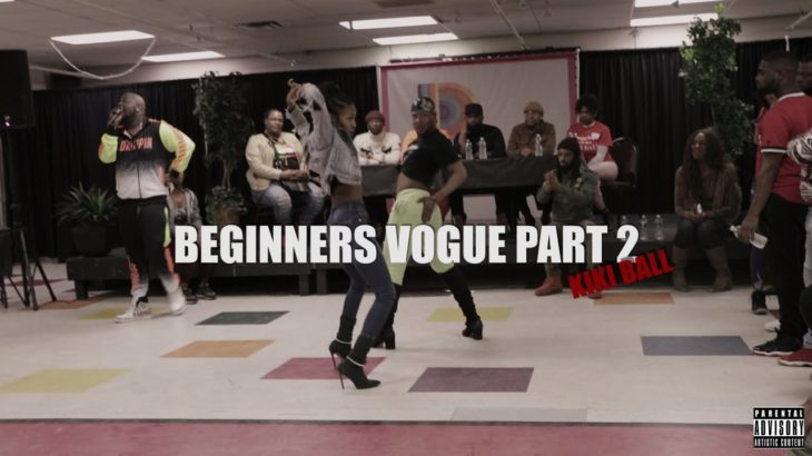 BEGINNERS VOGUE PART 2 @ FREEDOM FOR ALL KIKI BALL 02/24/20