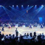 Ballroom / New Vogue 2020  Professional World competition / Dance sport