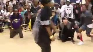 Battle dance krump le petit a tout niqué 2020 freestyle usa