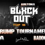 BlxckOut AZ TOP 16 Krump Tournament – DNA vs 1K