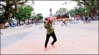 El Chapo Dance – Dark Knight Krump Fam