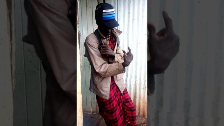 Even Masai can dance for reggae