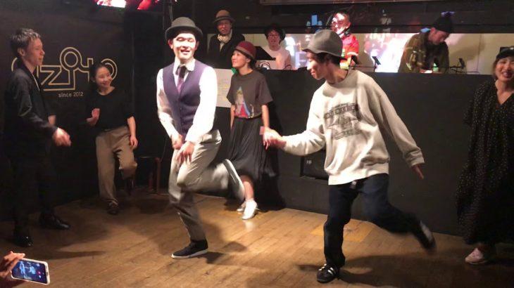 FALL IN JAZZ  Legend Bebop Dancers session 2019.12.27