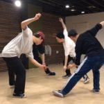 Flextap 비밥댄스(bebop: uk jazz dance) 수업 안내.