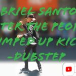 Gabriel santo : Foster The people -pumped up kicks  | Dubstep Animation dance 🤖