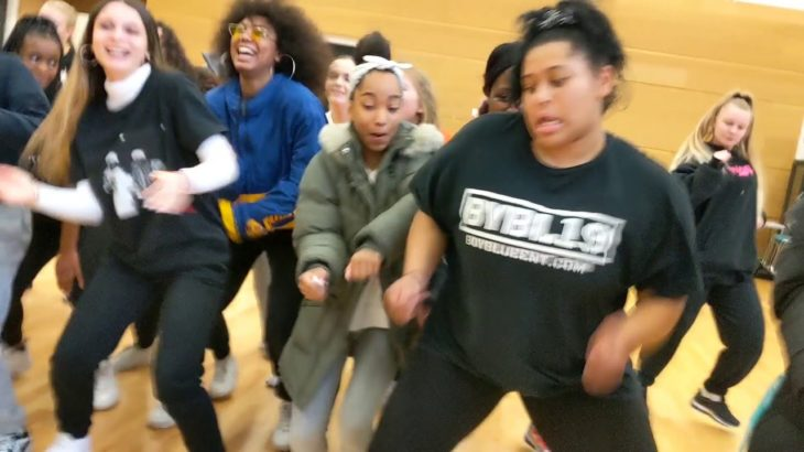 Hip-Hop Social Dances | The Dougie