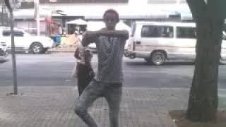 J39Dancer#Tutts and krump combo dance moves