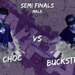 MALE SEMI FINALS KRUMP BATTLE || KILLA CHOC VS BUCKSTRANGER || KRUMPACT 2020 || INDIA