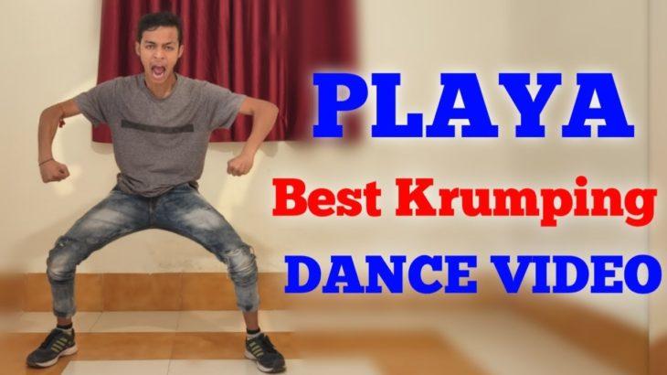PLAYA IN THE END | Best Krumping Dance | Ravi Pratap Mehta Choreography