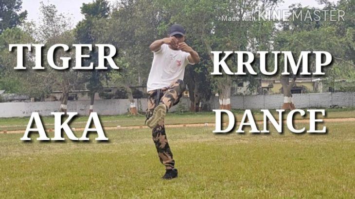 Playa kid's KRUMP DANCE VIDEO BY TIGER AKA🙏💓💓🐯