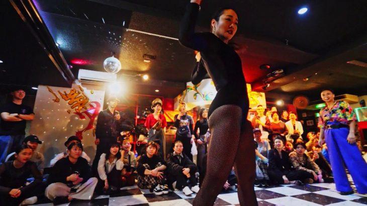 Siusa vs AYAMI BEST4 Nuff vol.2 WAACK DANCE BATTLE