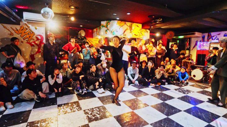 Siusa vs 莉多 FINAL Nuff vol.2 WAACK DANCE BATTLE