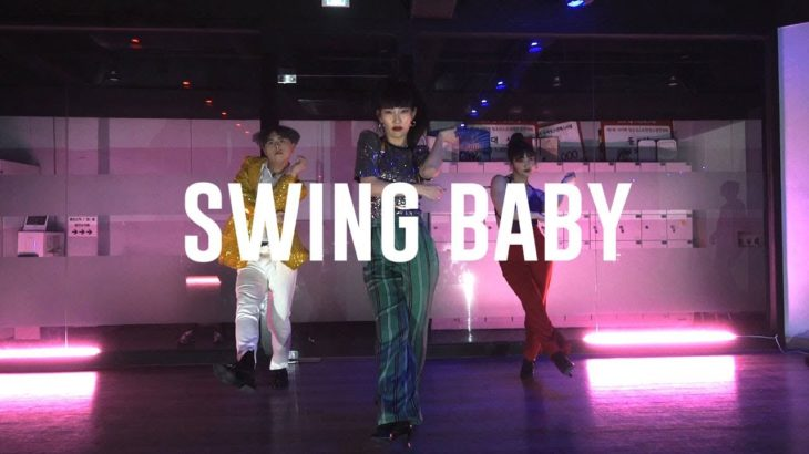 박진영 – Swing Baby Choreography J- WAACK / E Dance Studio Waacking Class 이댄스학원 왁킹